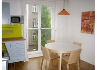 Eating place in the living room of your condo Vienna